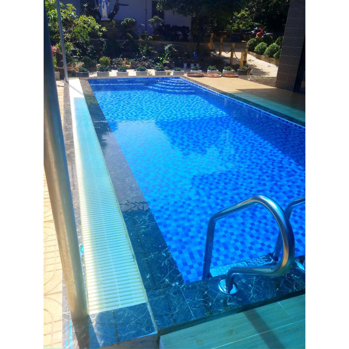 bể bơi gia đình bình dương