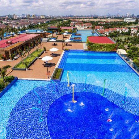 Xây dựng hồ bơi Nha Trang