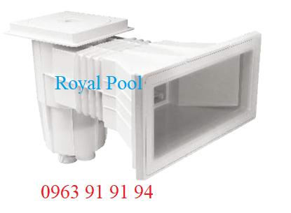 hộp thu nước mặt hồ bơi emaux em0140