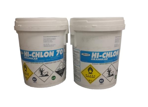 Chlorin 70%