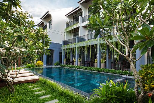 xây dựng hồ bơi tại Quảng Nam